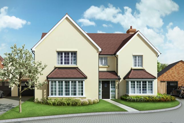 "Thumbnail Detached house for sale in ""The Sandringham"" at Lower Road, Chalfont St. Peter, Gerrards Cross"