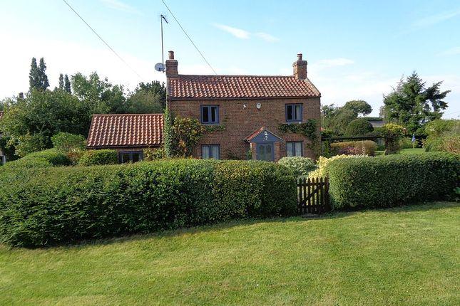 Thumbnail Detached house for sale in Tottenhill Row, Tottenhill, Kings Lynn, Norfolk