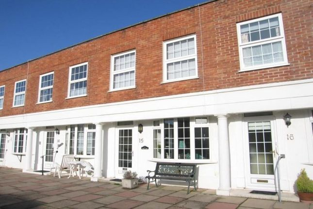 2 bed terraced house to rent in Culver Gardens Victoria Road, Sidmouth EX10