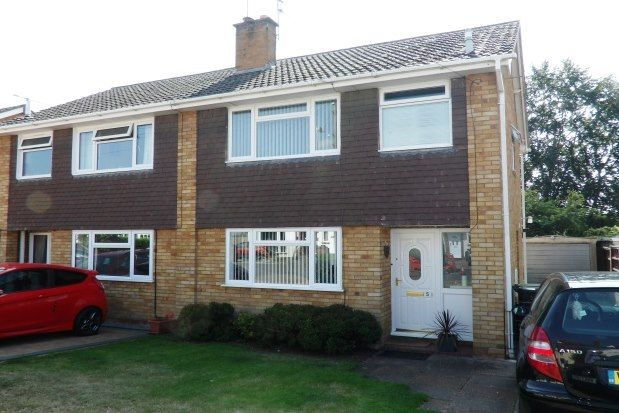 3 bed property to rent in Grange Avenue, Worcester WR3