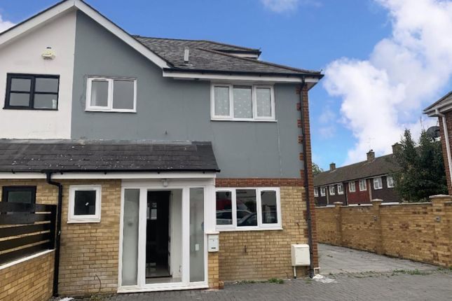 Thumbnail Semi-detached house for sale in Bodicea Mews, Whitton, Hounslow