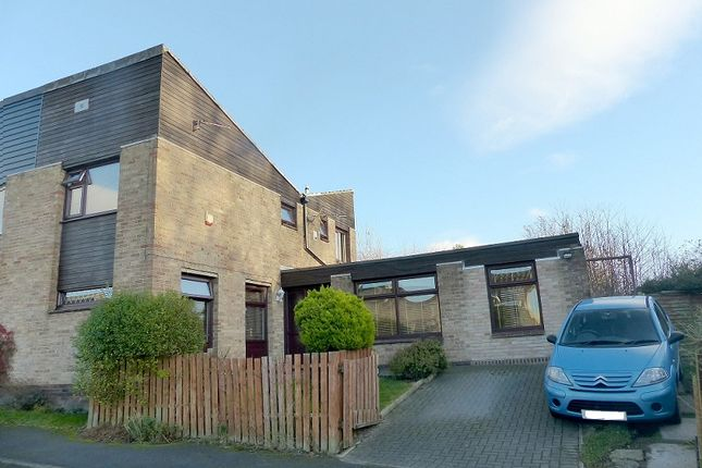 Thumbnail Semi-detached house for sale in Listing Drive, Liversedge, West Yorkshire.