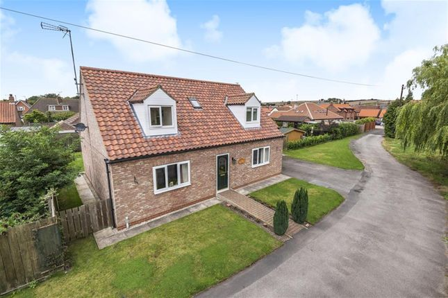 Thumbnail Detached bungalow for sale in South Grove, Kilham, Driffield