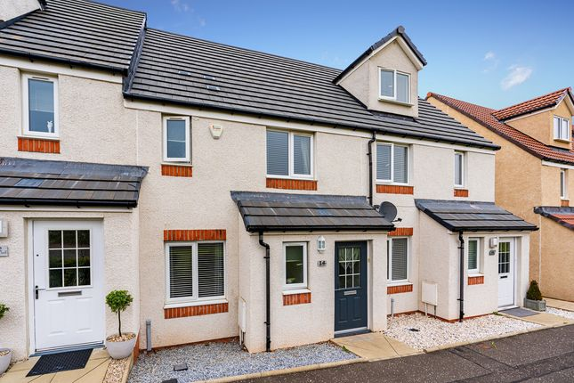3 bed terraced house for sale in 14 Fullarton Bank, Tranent EH33