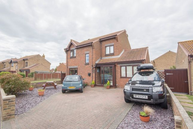 Thumbnail Detached house for sale in Leonard Road, Greatstone