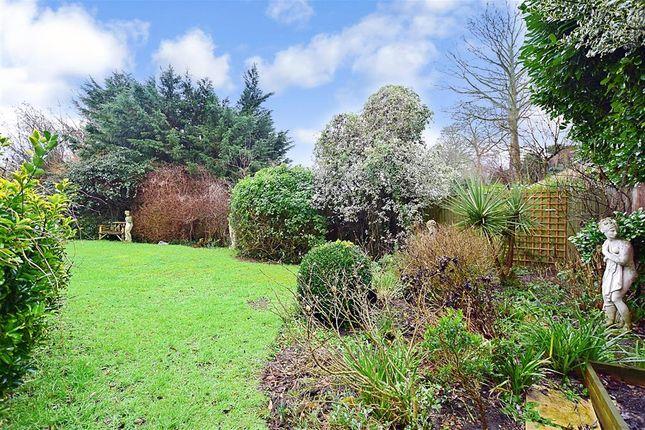 Rear Garden of St. Thomas Hill, Canterbury, Kent CT2