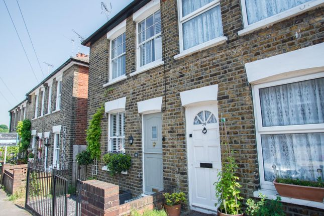 Thumbnail End terrace house for sale in Myrtle Road, Warley, Brentwood