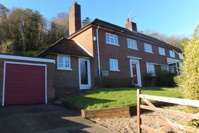 Thumbnail Semi-detached house to rent in Stafford Road, Caterham, Surrey