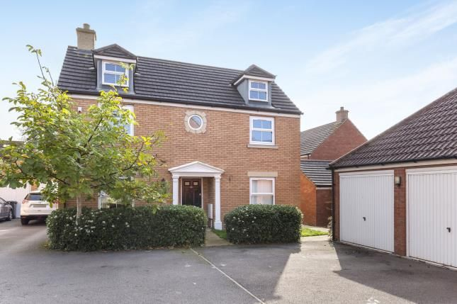 Thumbnail Detached house for sale in Bodenham Field, Abbeymead, Gloucester, Gloucestershire