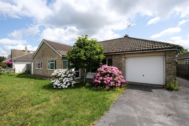 Thumbnail Detached bungalow to rent in Fosseway Close, Colerne, Chippenham