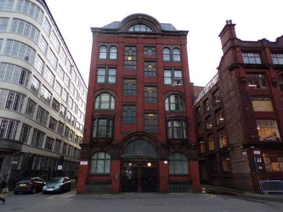 Thumbnail Flat for sale in Hilton Street, The Northern Quarter, Manchester, Greater Manchester