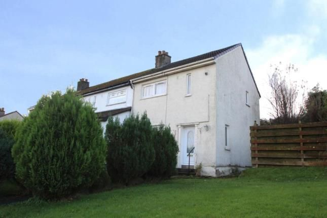 Thumbnail End terrace house for sale in Hill Drive, Eaglesham
