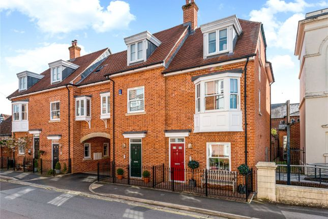 Thumbnail End terrace house for sale in Griffin Court, St. Edmunds Church Street, Salisbury, Wiltshire