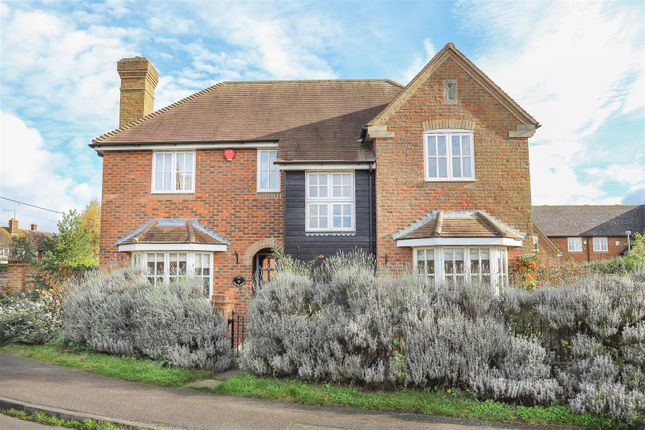 Thumbnail Detached house for sale in Bricstock, Aston Abbotts, Aylesbury