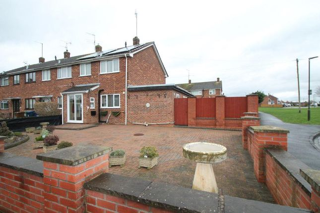 Thumbnail End terrace house for sale in Oak Drive, Northway, Tewkesbury