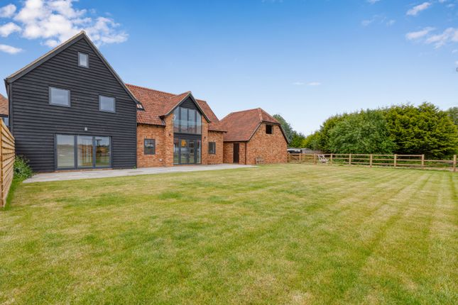 Thumbnail Barn conversion for sale in Barn Conversion, 10B The Green, Beeston, Sandy