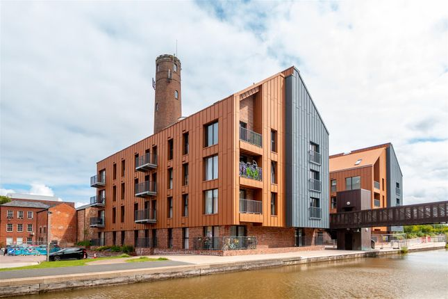 2 bed flat for sale in Walkers Building, Shot Tower Close, Chester CH1