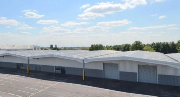 Thumbnail Light industrial to let in Units 3&4 / 5&6 B4, Heywood Distribution Park, Manchester