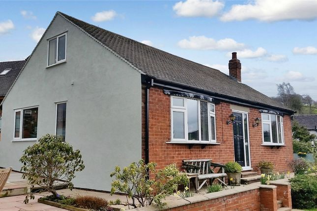 Thumbnail Detached bungalow for sale in Sugar Street, Rushton Spencer, Macclesfield, Staffordshire
