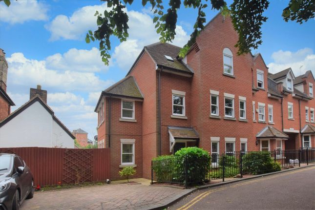 Thumbnail Town house for sale in Land Lane, East Hill, Colchester
