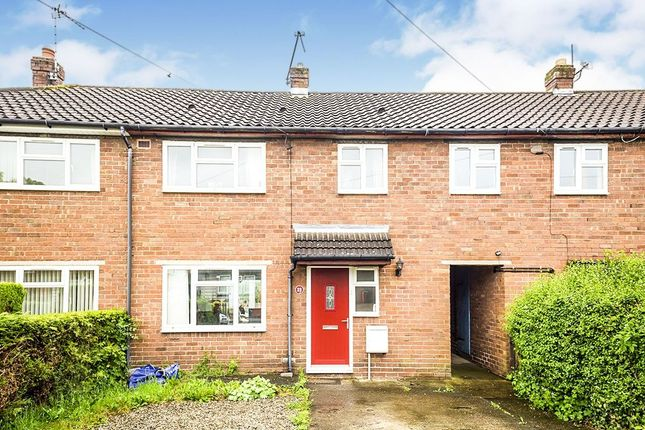 Thumbnail Terraced house for sale in West Place, Gobowen, Oswestry
