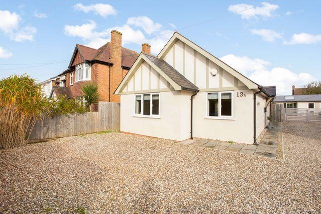 Thumbnail Bungalow to rent in Kineton Road, Wellesbourne, Warwick