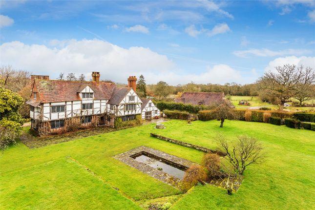 Thumbnail Detached house for sale in Somersbury Lane, Ewhurst, Cranleigh, Surrey