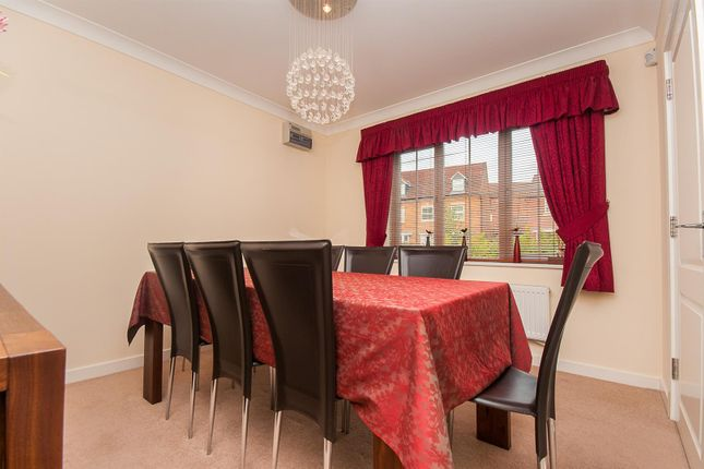 Dining Room of Marketstede, Hampton Hargate, Peterborough PE7