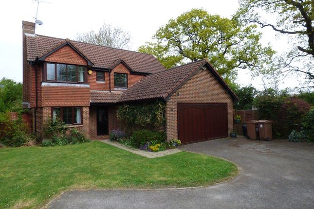 Thumbnail Property to rent in Woodward Close, Winnersh, Wokingham