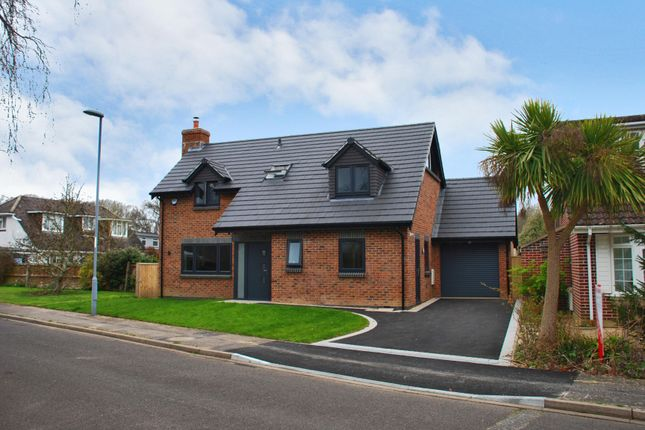 Thumbnail Detached house to rent in Walkford, Dorset