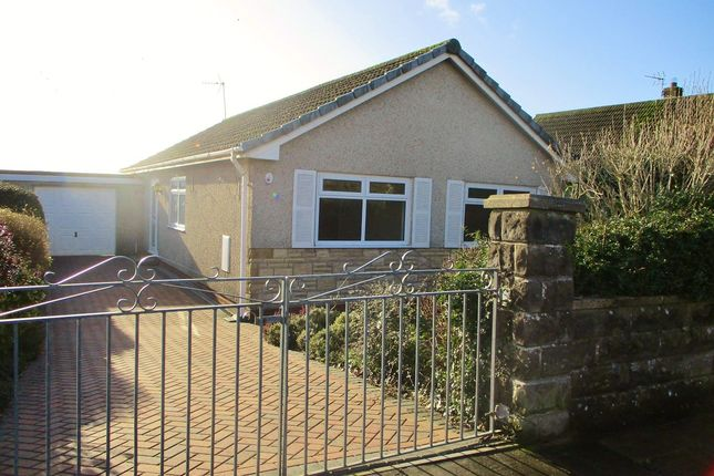 Thumbnail Detached bungalow for sale in Birch Walk, Dan-Y-Graig, Porthcawl