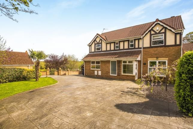 Thumbnail Detached house for sale in Ambleway, Walton-Le-Dale, Preston, Lancashire