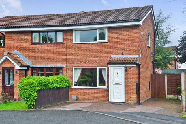 Thumbnail Semi-detached house to rent in Draperfield, Chorley