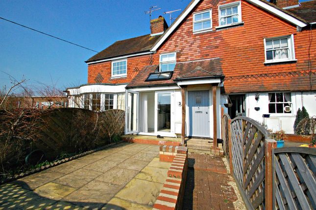 Thumbnail Terraced house to rent in Frenchmans Road, Petersfield