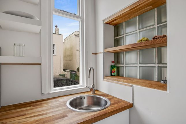 Kitchen of East Cliff, Folkestone CT19