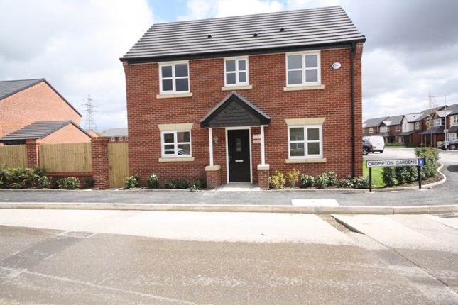 Thumbnail Detached house to rent in Crompton Gardens, Bolton