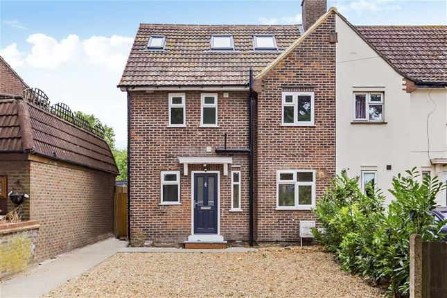 Thumbnail Semi-detached house to rent in Acacia Avenue, Brentford