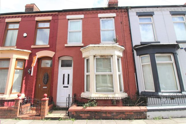3 bed terraced house for sale in Romer Road, Kensington, Liverpool L6
