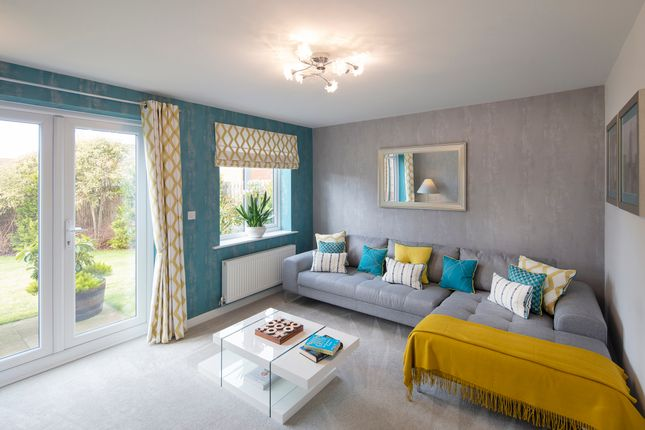 """3 bedroom semi-detached house for sale in """"Tyrone"""" at Wheatriggs, Milfield, Wooler"""