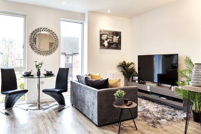 Living Room of King's Road, Reading, Berkshire RG1