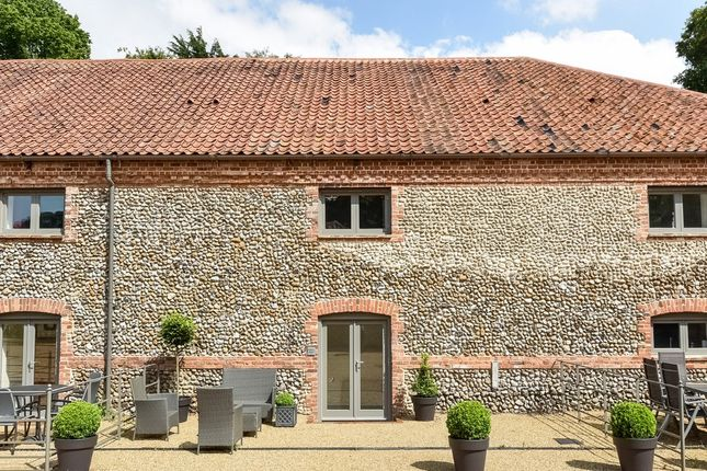 Thumbnail Barn conversion for sale in Holt Road, Letheringsett, Holt