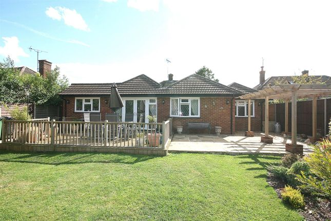 Thumbnail Detached bungalow for sale in Church Lane, Eaton Bray, Beds