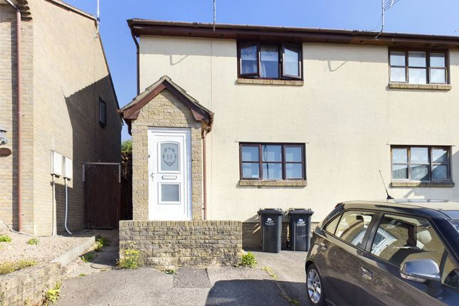 Thumbnail 1 bed flat to rent in Hodges Way, Cinderford