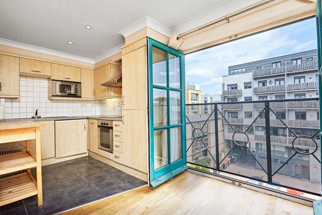 1 bed flat for sale in 287 Kingsland Road, London N1