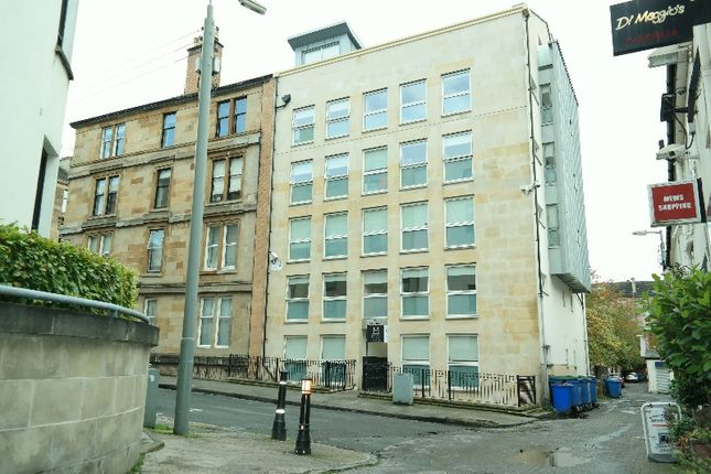Thumbnail Flat to rent in Saltoun Street, Dowanhill, Glasgow