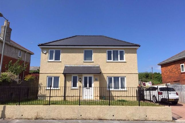 3 bed detached house for sale in Teilo Crescent, Mayhill, Swansea SA1