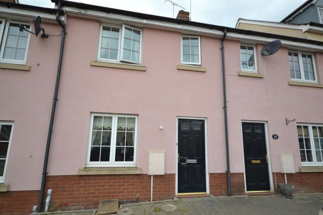 Thumbnail Terraced house to rent in Bolsin Drive, Colchester