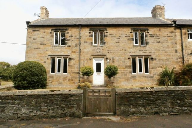 Thumbnail Property for sale in High Hauxley, Morpeth