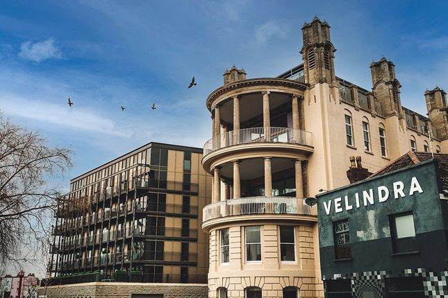 Thumbnail Flat for sale in Apartment 4-21 King Edward VII Wing, The General, Guinea Street, Bristol