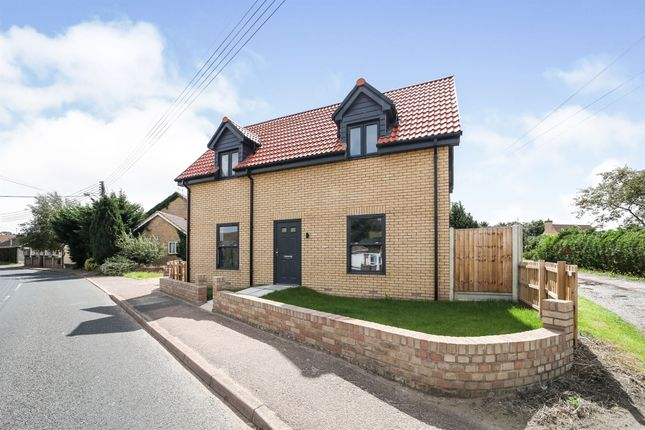 Thumbnail Detached house for sale in The Street, Holywell Row, Bury St. Edmunds